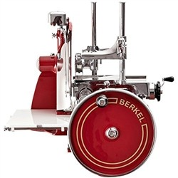 Berkel Slicer VOLANO P15 - Red - Limited Edition
