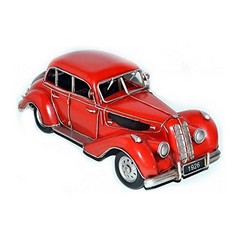 Nitsche Germany  Model car BMW 335 of 1939 - Retro Tin Model