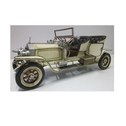 Nitsche Germany  Original Metal Collectible Model - Rolls Royce Silver G. - 50x19x21 cm