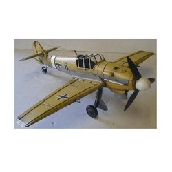 Nitsche Germany  Original Metal Collectible Model - Avor 1930-38 - 98x95x43 cm airplane