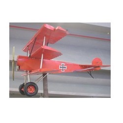 Nitsche Germany  Original Metall Sammlermodell - Giant Red Baron - 205x220x102 cm