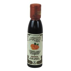 Acetaia Giuseppe Giusti - Glazes with Balsamic Vinegar of Modena IGP - Orange