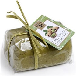 Daidone Exquisiteness Handmade Sicilian Pistachio Marzipan Paste - 5 Kg Package