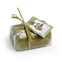 Daidone Exquisiteness Handmade Sicilian Pistachio Marzipan Paste - 500g Package