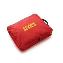Crash Baggage Suitcase Organizer - Packit Line - Large Travel Case - Red