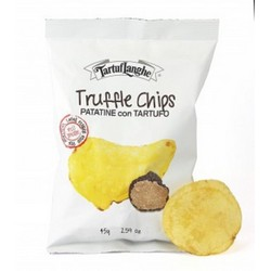 TartufLanghe TRUFFLE CHIPS - 18 Packs of 45g