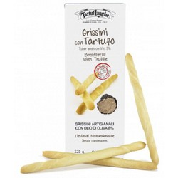 TartufLanghe BREADSTICKS with TRUFFLE - 24 Packs of 120g