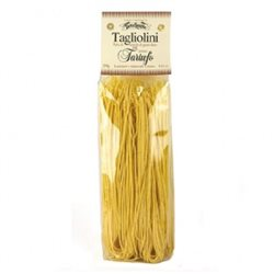 TartufLanghe TAGLIOLINI EGG PASTA with TRUFFLE - 15 Packs of 250g