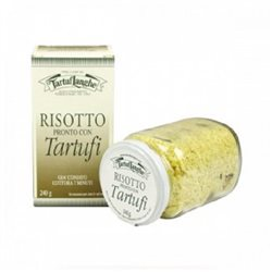 TartufLanghe READY RISOTTO with TRUFFLES - 12 Packs of 240g