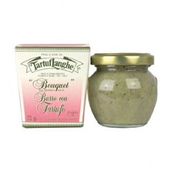 "TartufLanghe ""BOUQUET"" TRUFFLE BUTTER - 12 Packs of 75g"