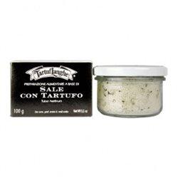TartufLanghe SALT from GUÉRANDE with TRUFFLE - 12 Packs of 100g