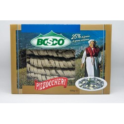 BOSCO Bosco - Pizzoccheri by Valtennina in Box - Carton of 14 Packs of 500g