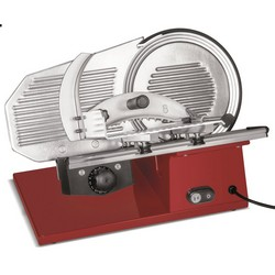 Slicer Model Evolution 220 - Red with Chrome Blade Ø 220 mm