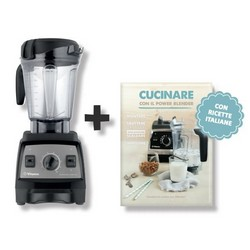 Vitamix - PRO 300 + Power Blender with Recipe Book in Italian