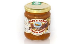 I Sapori delle Vacche Rosse Red Cows Meat Sauce - 3 Packs of 190g