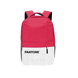 Backpack With USB Plug - Pink