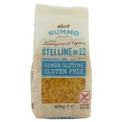 Stelline n.22 Gluten Free - Traditional Drawing - 400 g