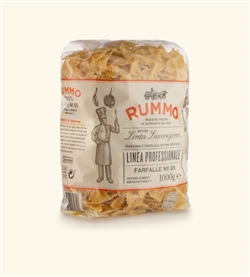 RUMMO Professional Line - Farfalle n.85 Bronze Drawn - 12 Packs of 1000 g
