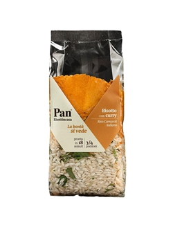 Pan Risotti Pan Extra - Risotto con Curry - 300 g