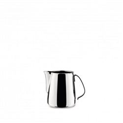 Alessi-milk jug in 18/10 stainless steel mirror polished