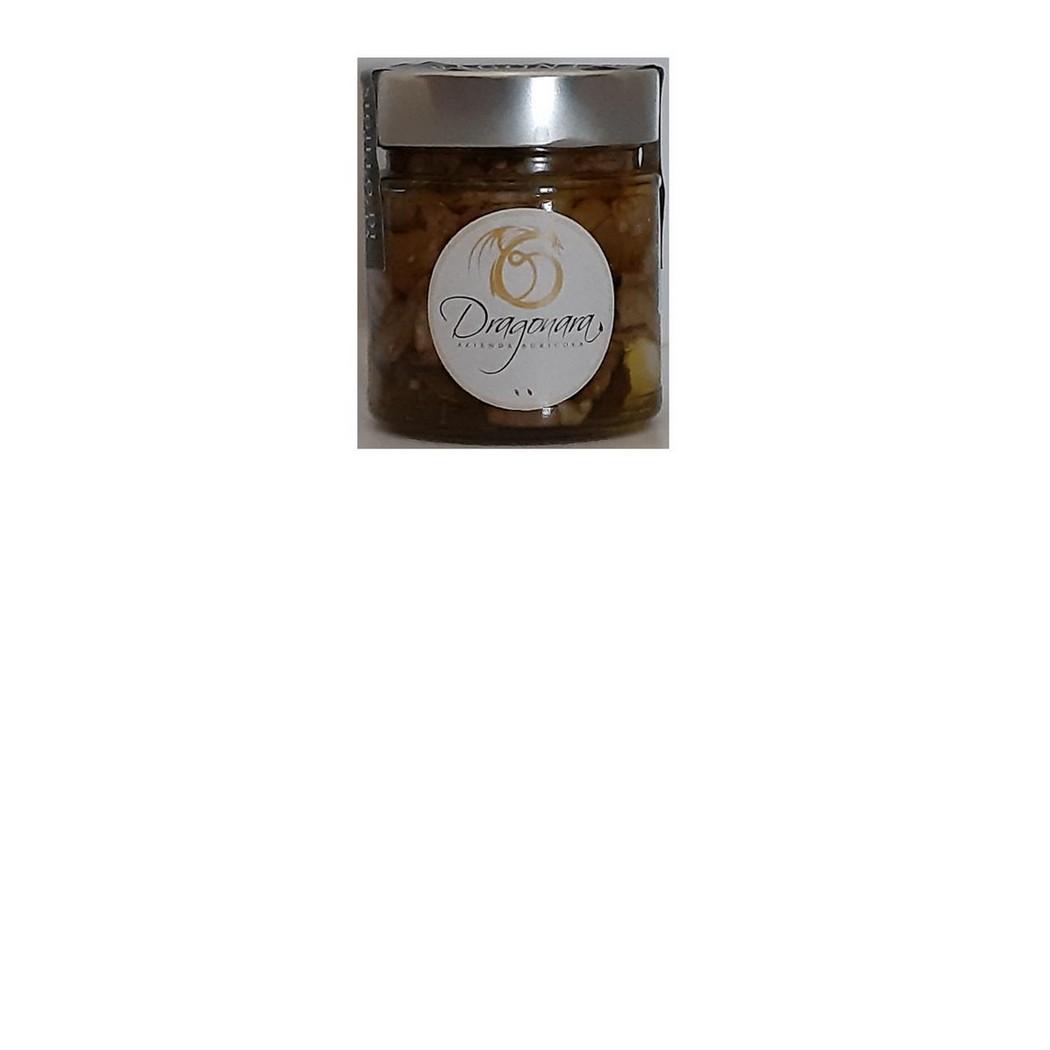 BIO Eggplant in Oil e.v.o. - Jar of 220 gr - Pack of 24 x 220 gr
