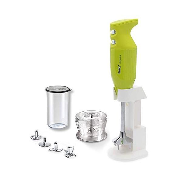 Bamix -Immersion Blender C160 - Lime - UK Plug