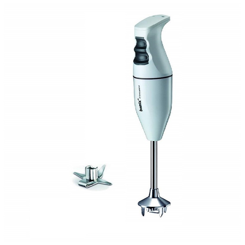 Bamix - Frullatore a Immersione C120 - Bianco