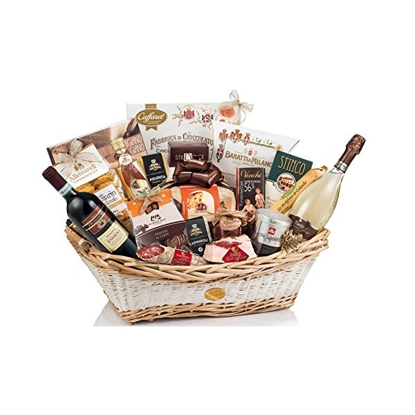 photo Christmas Gift Basket GHIOTTONERIE  - 19 Enogastronomic specialties