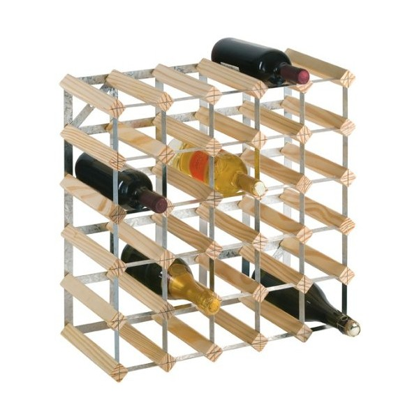 Longlife - Shelf for 72 bottles of wine