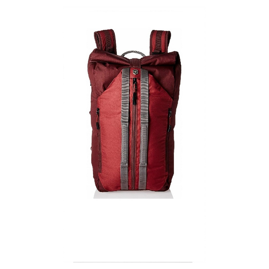 Backpack DELUXE DUFFEL ALTMONT ACTIVE - with Computer Compartment - Bordeaux