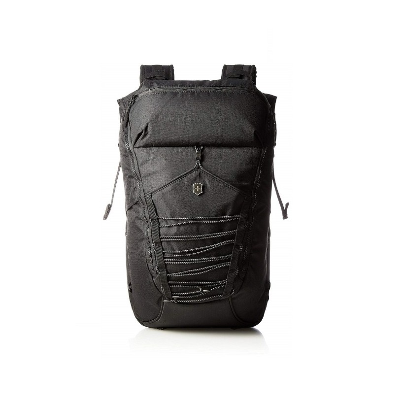 Backpack DELUXE ROLLTOP ALTMONT ACTIVE  - with Computer Compartment - Black