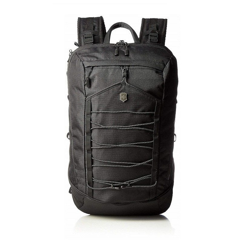 Backpack COMPACT ALTMONT ACTIVE - with Computer Compartment - Black