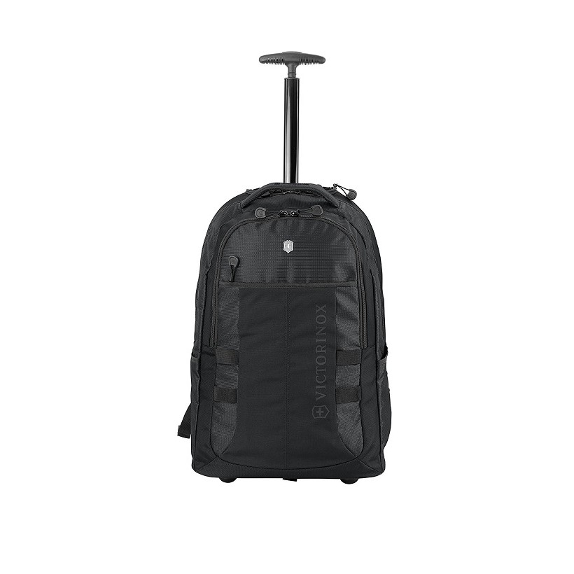 Backpack with Wheels - VX SPORT CADET - Black