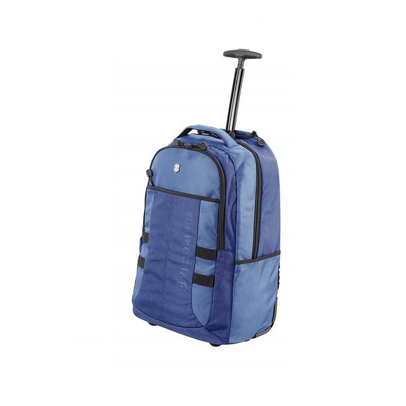 Backpack with Wheels - VX SPORT CADET - Blue