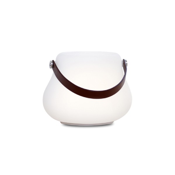 LED Lamp with Bluetooth Speaker / Size M / H: 16cm D: 20cm NORDIC D'LUXX  LAMPS Products
