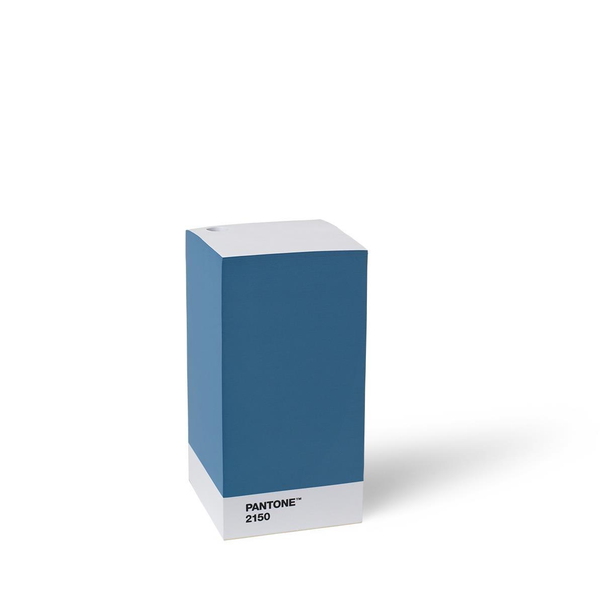 Notizzettelblock Blau 2150 Pantone Büro Produkte