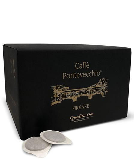 Cialde in Carta BOX da 50 Cialde - Qualità Oro Premium - Arabica - Gusto intenso