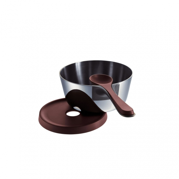 Alessi-Pasta Pot Utensile per la cottura della pasta in acciaio inox 18/10