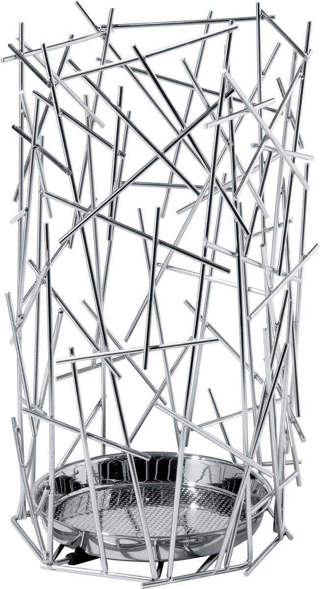 Alessi-Blow up Umbrella stand in chromed steel