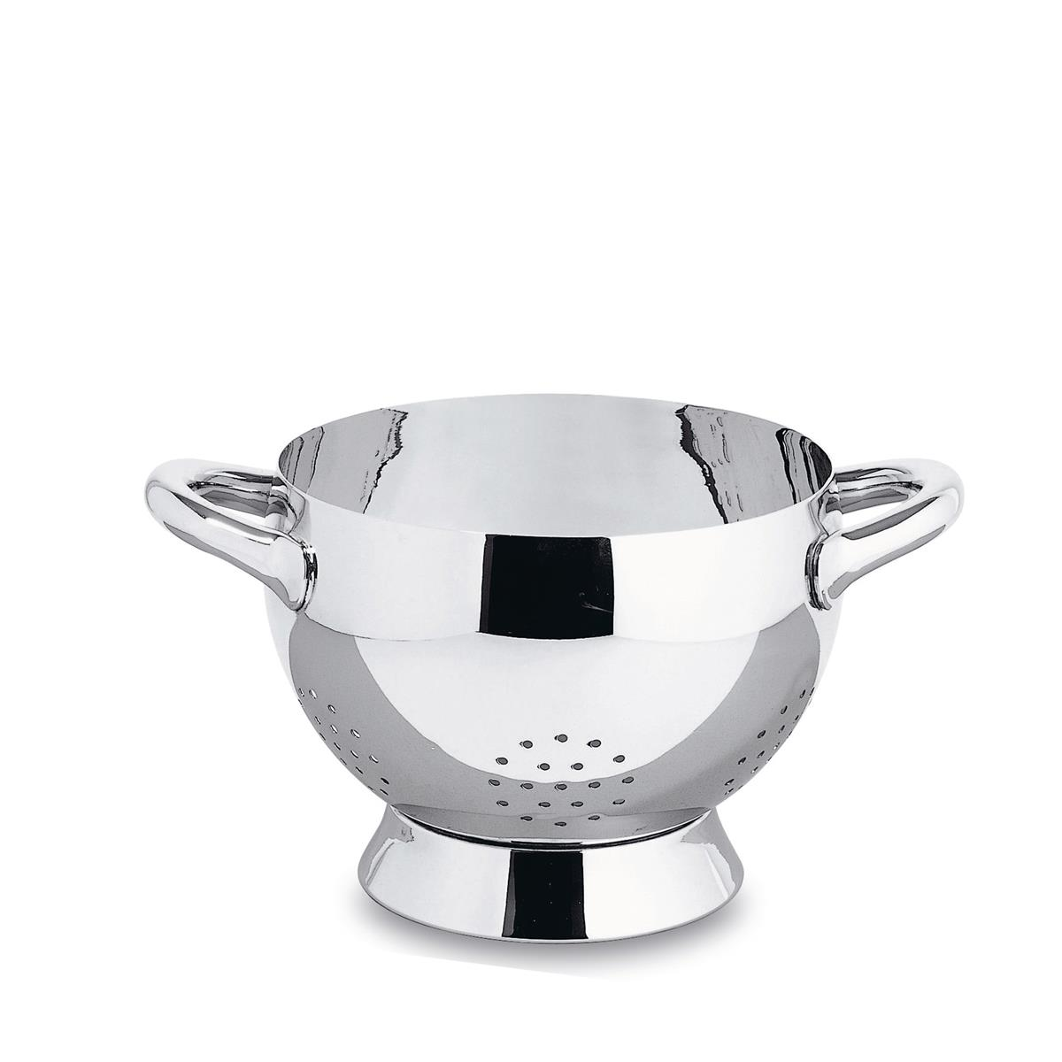 Alessi-Mami Colander in 18/10 stainless steel mirror polished