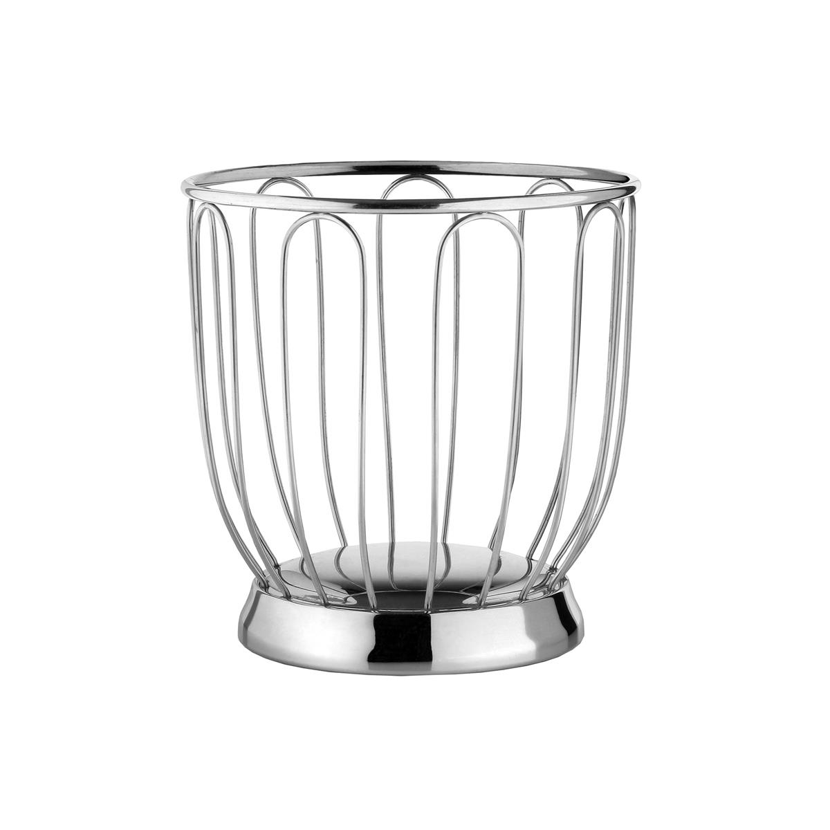Alessi-Citrus holder in 18/10 stainless steel mirror polished