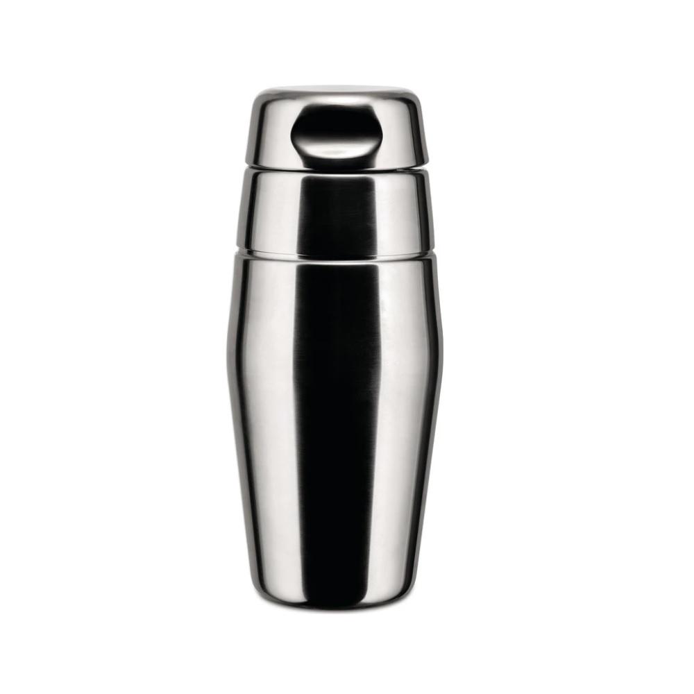 Alessi-Cocktail Shaker aus 18/10 Edelstahl spiegelpoliert