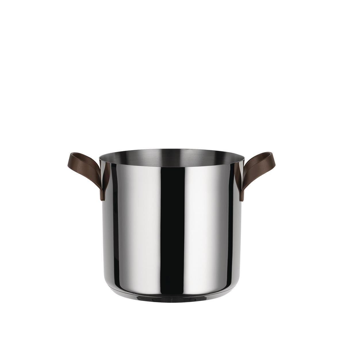 Alessi-edo Pot aus 18/10 Edelstahl zur Induktion geeignet