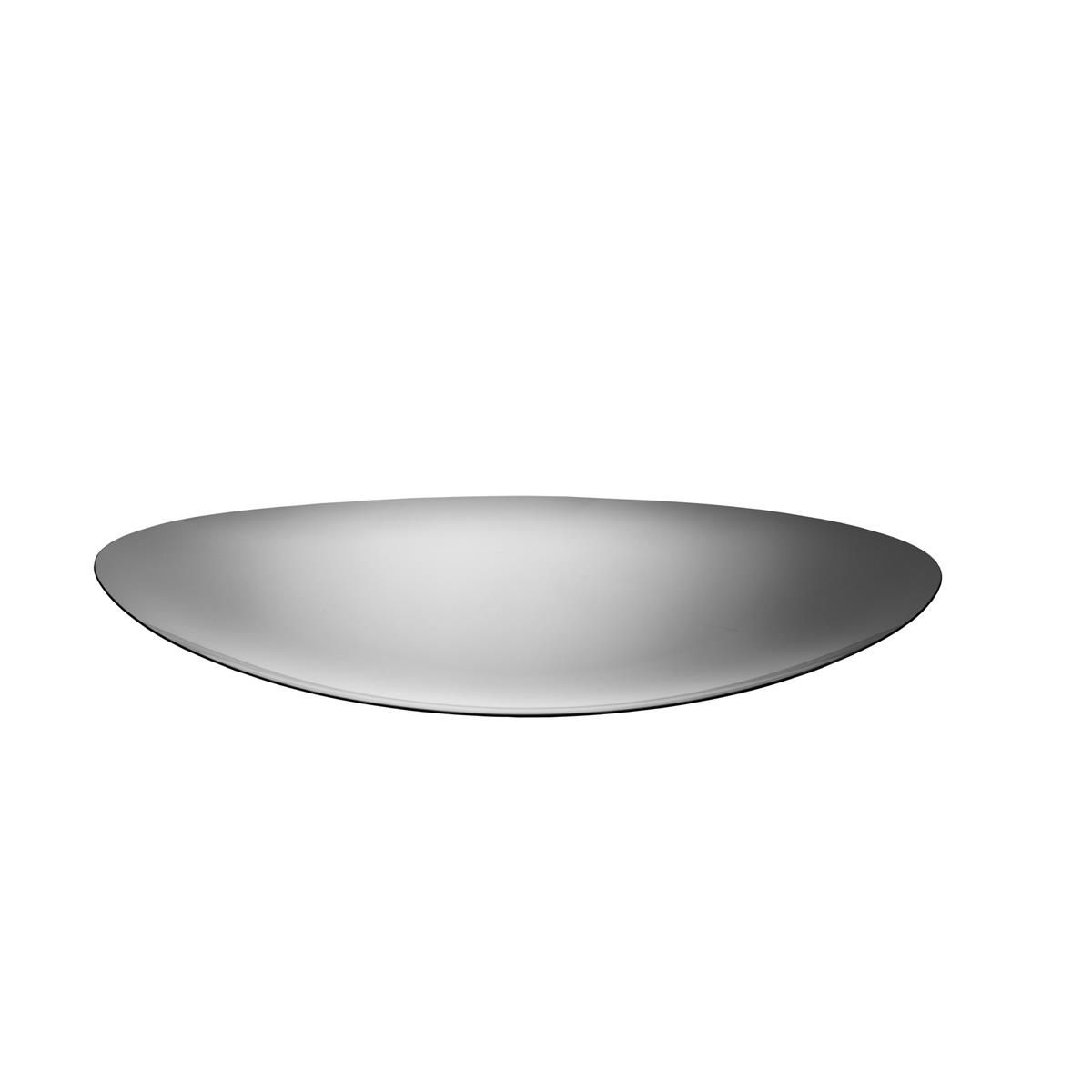 Alessi-Colombina collection Tray in 18/10 stainless steel
