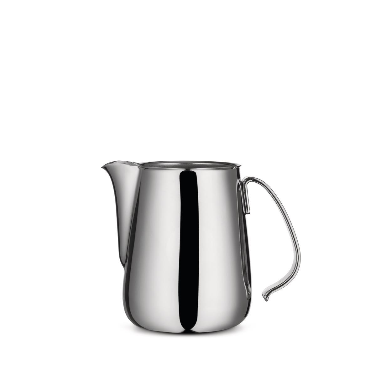 Alessi-Milk jug in 18/10 stainless steel