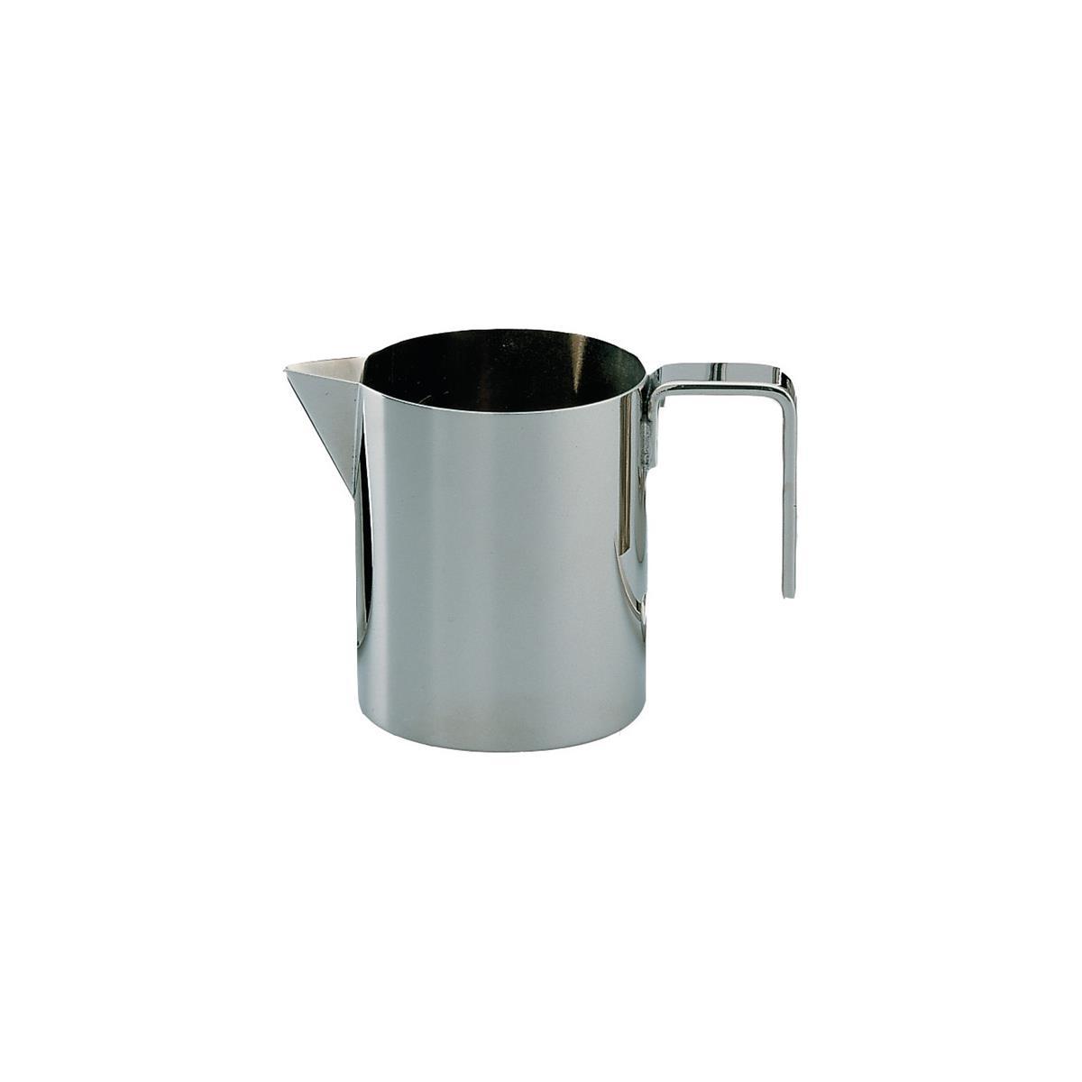 Alessi-Cremiera in acciaio inox 18/10 lucido