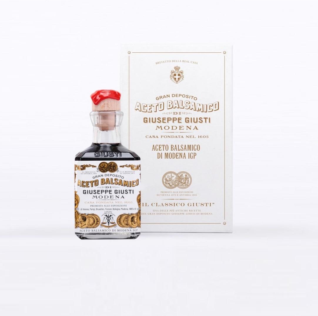 Balsamic Vinegar of Modena PGI - Organic - 3 Seals - 250 ml