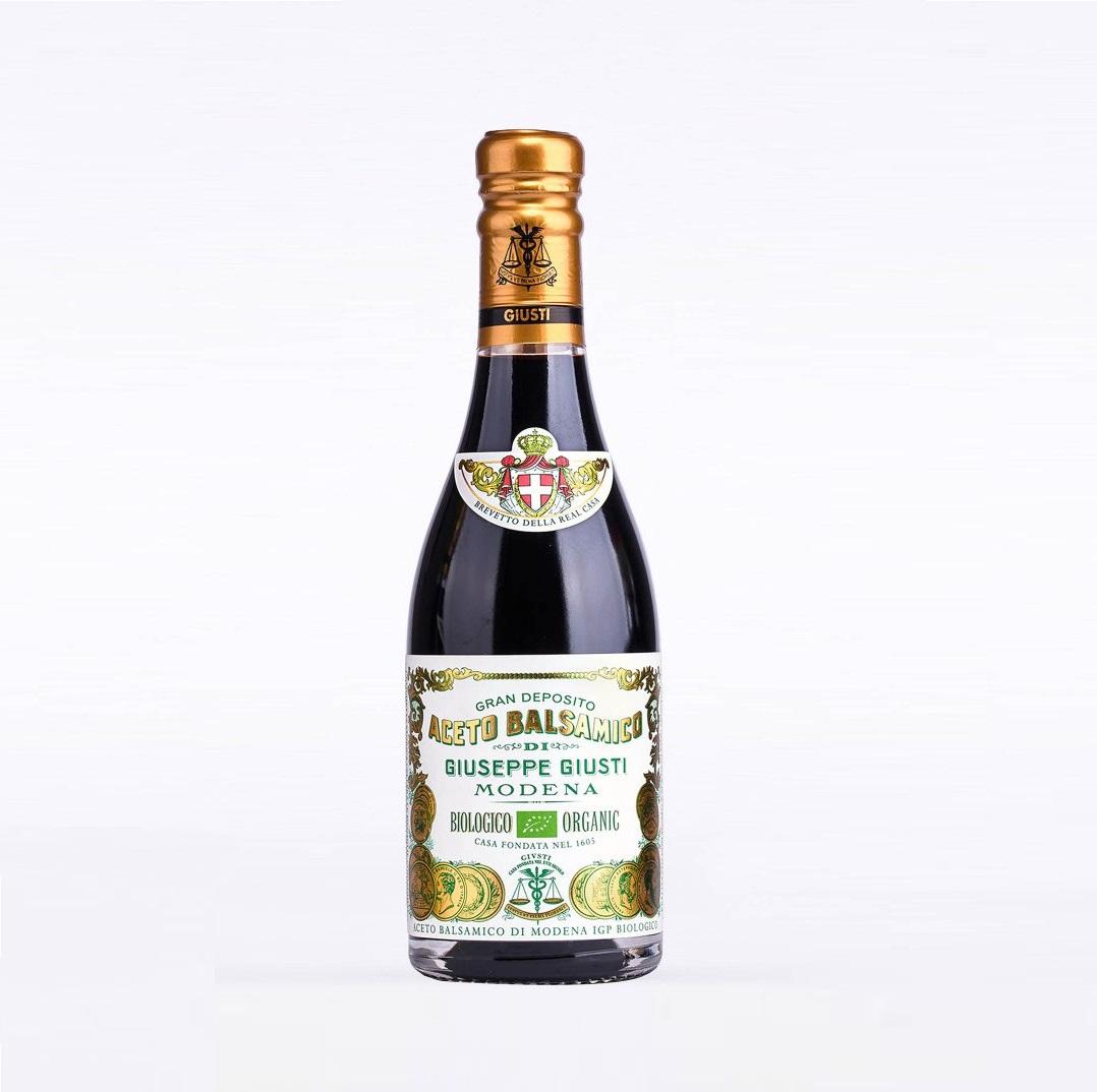 Aceto Balsamico di Modena IGP - Biologico - Champagnotta da 250 ml