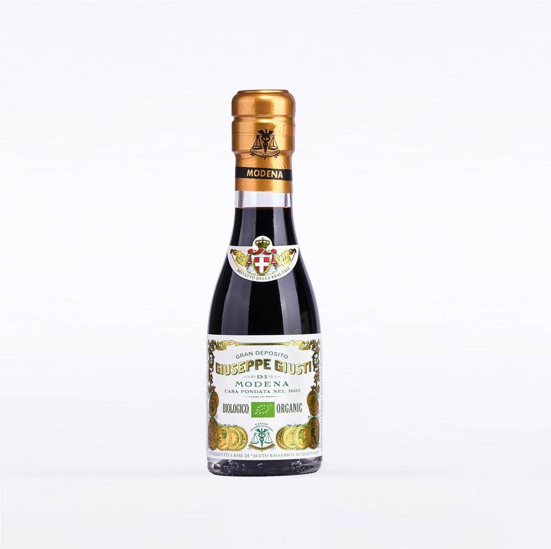 Aceto Balsamico di Modena IGP - Biologico - Champagnottina da 100 ml