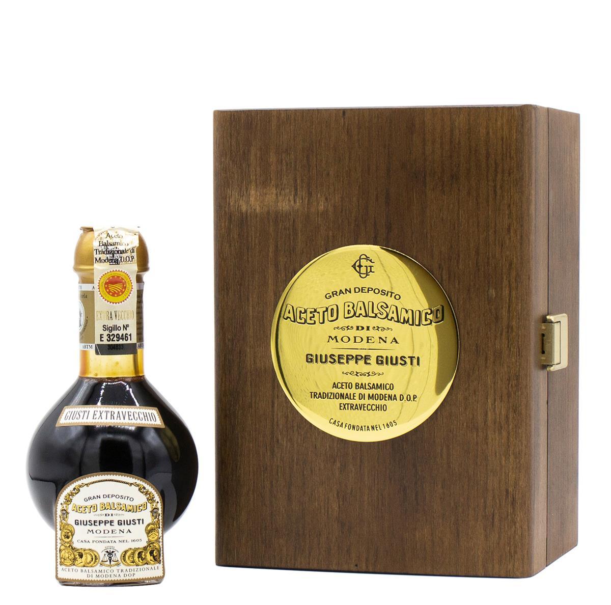 Aceto Balsamico Tradizionale di Modena DOP - Extravecchio - 100 ml